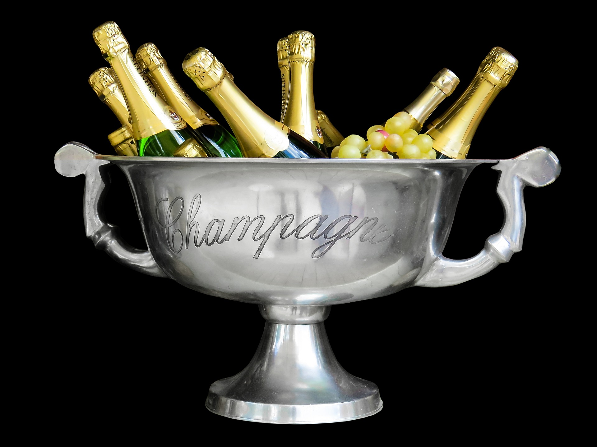 champagnebowle